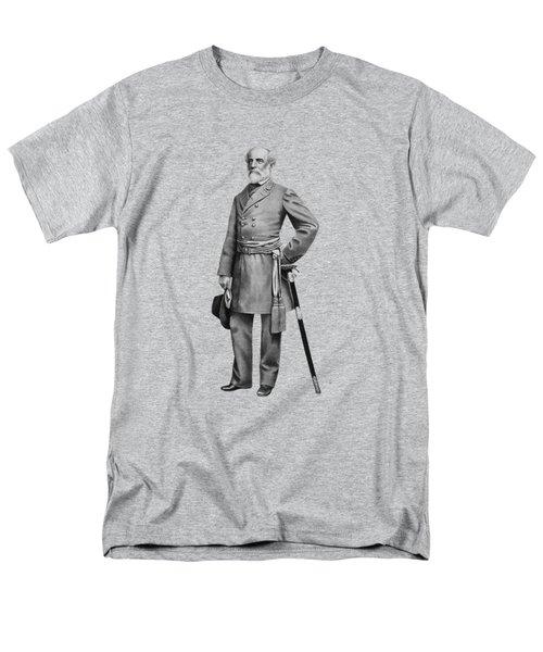 General Robert E. Lee Men's T-Shirt  (Regular Fit)