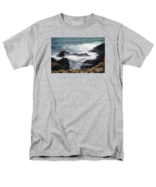 Giants Causeway Men's T-Shirt  (Regular Fit) by Juergen Klust