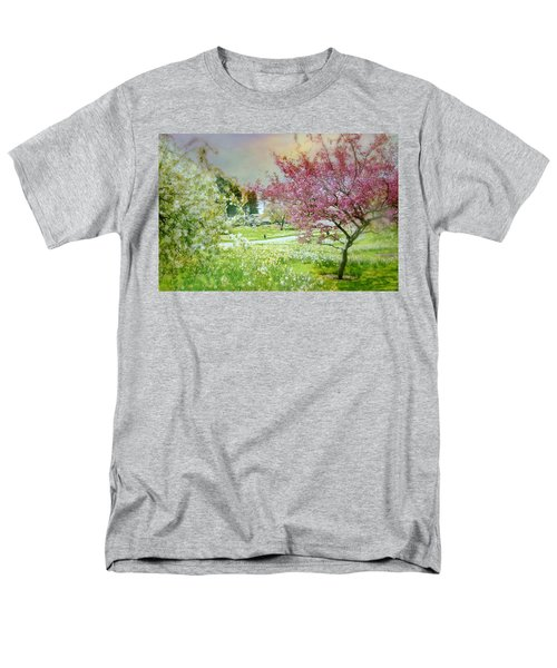 Men's T-Shirt  (Regular Fit) featuring the photograph Solitude by Diana Angstadt
