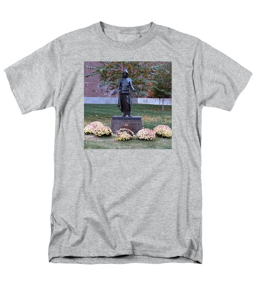 Men's T-Shirt  (Regular Fit) featuring the photograph Untitled by Dorin Adrian Berbier
