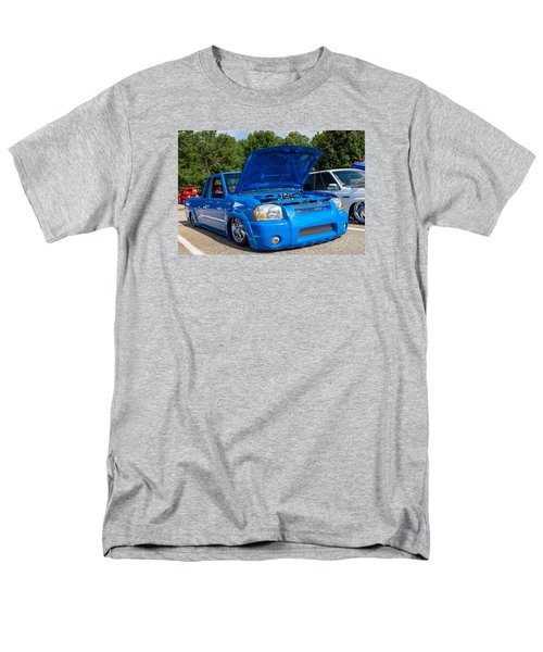 Hall County Sheriffs Office Show And Shine Car Show Men's T-Shirt  (Regular Fit) by Michael Sussman
