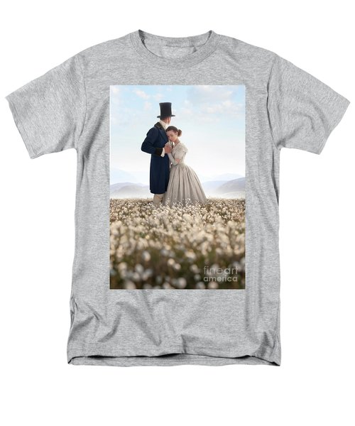 Victorian Couple Men's T-Shirt  (Regular Fit) by Lee Avison