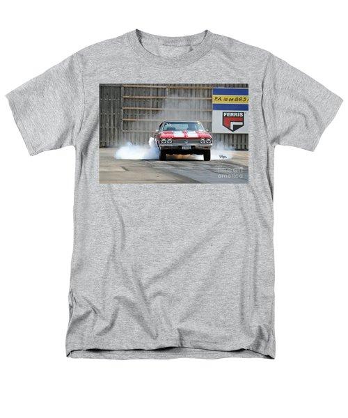 2948 05-03-2015 Esta Safety Park Men's T-Shirt  (Regular Fit) by Vicki Hopper