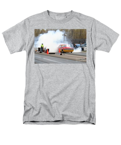 2975 05-03-2015 Esta Safety Park Men's T-Shirt  (Regular Fit) by Vicki Hopper