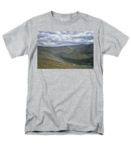 Crater Men's T-Shirt  (Regular Fit) by Patricia Hofmeester