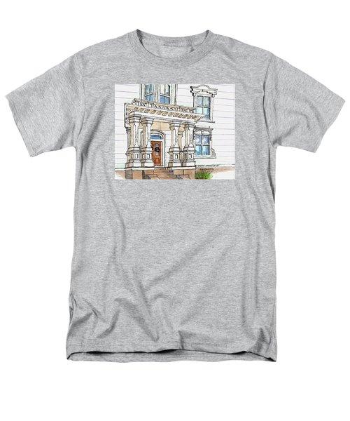 Essex Street Front Door Men's T-Shirt  (Regular Fit)