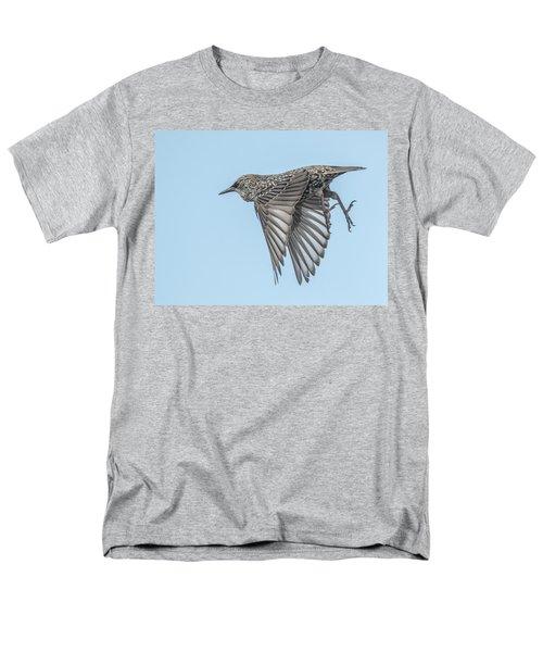 European Starling Men's T-Shirt  (Regular Fit) by Tam Ryan