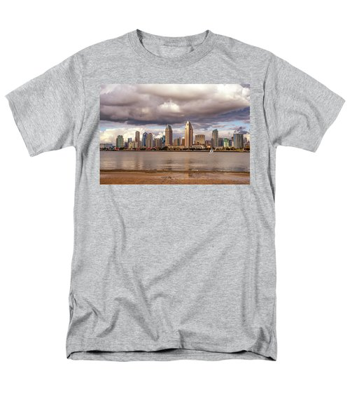 Passing By Men's T-Shirt  (Regular Fit) by Joseph S Giacalone