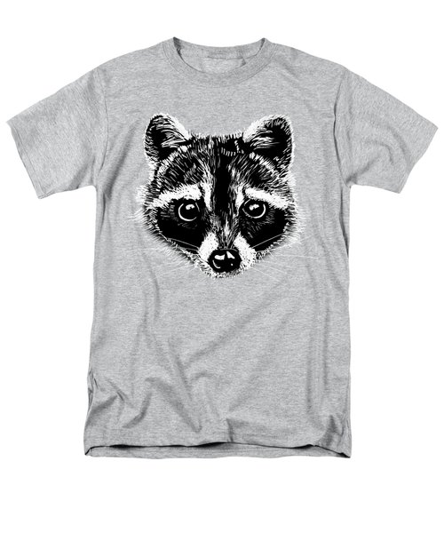 Raccoon Men's T-Shirt  (Regular Fit)
