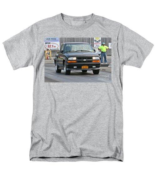 3229 05-03-2015 Esta Safety Park Men's T-Shirt  (Regular Fit) by Vicki Hopper