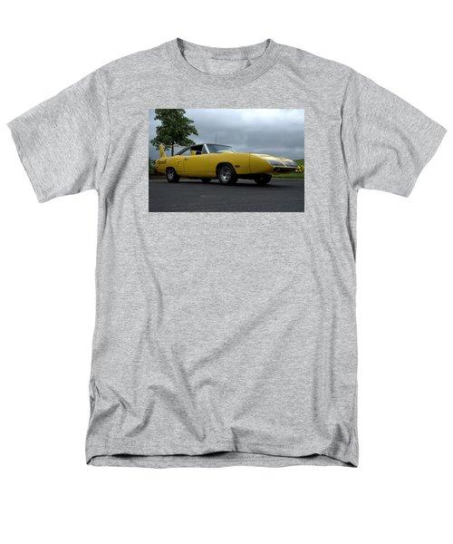 1970 Plymouth Roadrunner Superbird Men's T-Shirt  (Regular Fit) by Tim McCullough