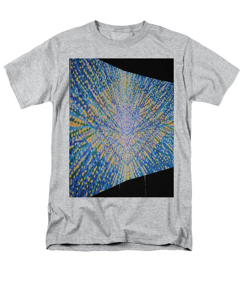 Men's T-Shirt  (Regular Fit) featuring the painting Butterfly Dream by Kyung Hee Hogg