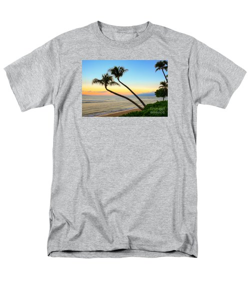 Island Sunrise Men's T-Shirt  (Regular Fit) by Kelly Wade