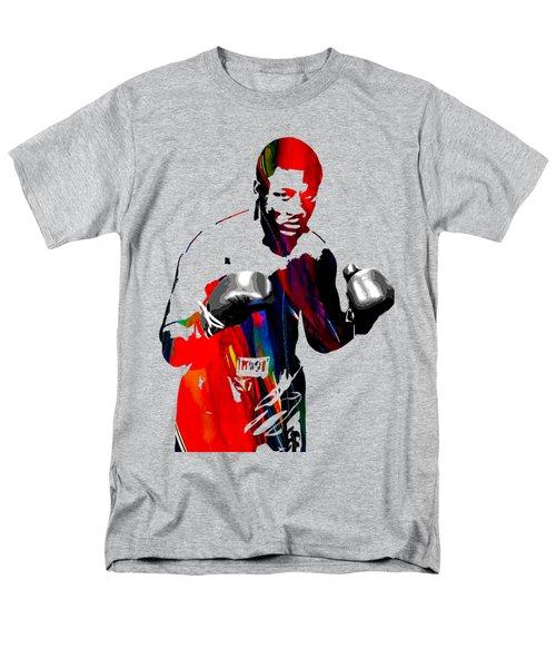 Smokin Joe Frazier Collection Men's T-Shirt  (Regular Fit) by Marvin Blaine