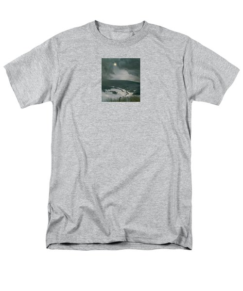 Men's T-Shirt  (Regular Fit) featuring the photograph 4364 by Peter Holme III