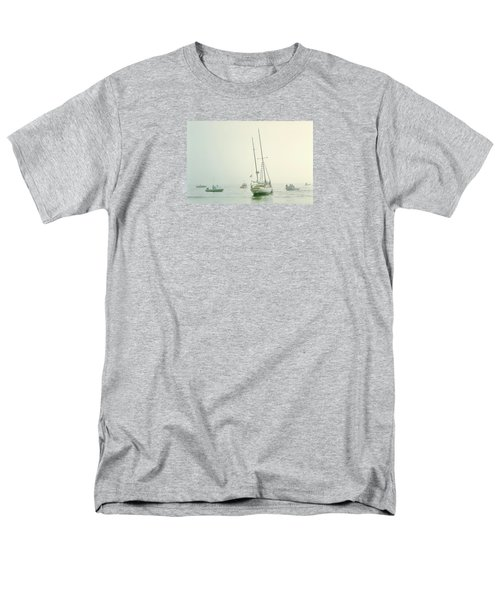 Men's T-Shirt  (Regular Fit) featuring the photograph 4373 by Peter Holme III