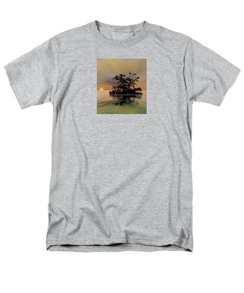 Men's T-Shirt  (Regular Fit) featuring the photograph 4374 by Peter Holme III