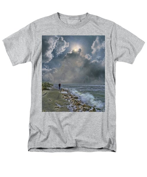 Men's T-Shirt  (Regular Fit) featuring the photograph 4405 by Peter Holme III