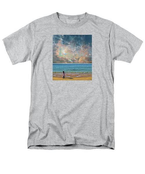 Men's T-Shirt  (Regular Fit) featuring the photograph 4410 by Peter Holme III