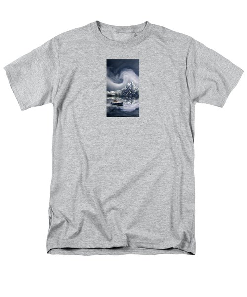 Men's T-Shirt  (Regular Fit) featuring the photograph 4412 by Peter Holme III