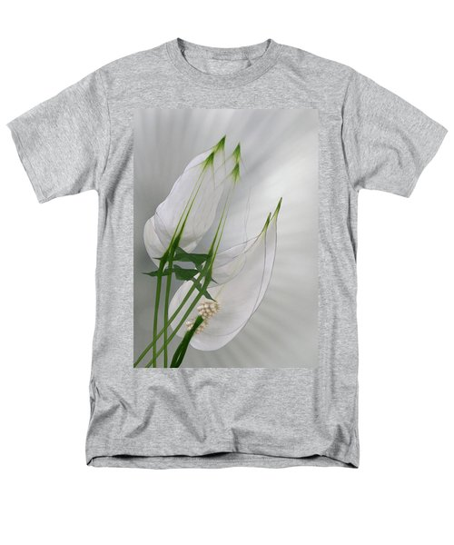 Men's T-Shirt  (Regular Fit) featuring the photograph 4425 by Peter Holme III