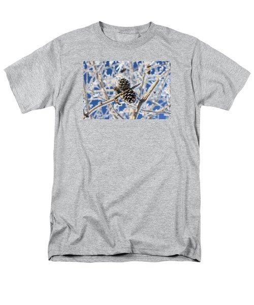 Hoar Frost Men's T-Shirt  (Regular Fit) by Dacia Doroff