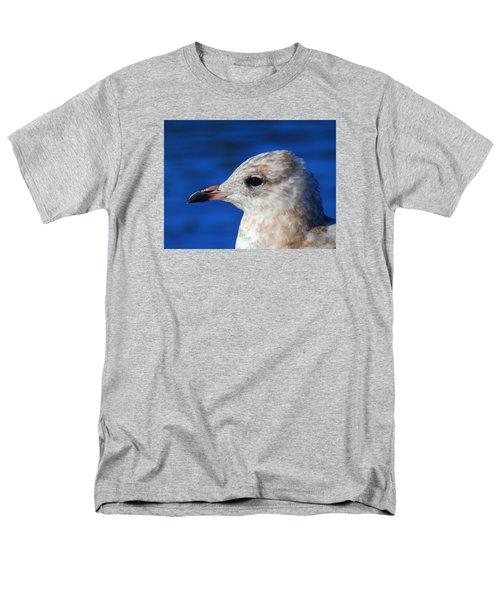Gaze Men's T-Shirt  (Regular Fit) by Zinvolle Art