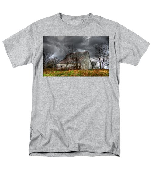 A Barn In The Storm 3 Men's T-Shirt  (Regular Fit) by Karen McKenzie McAdoo