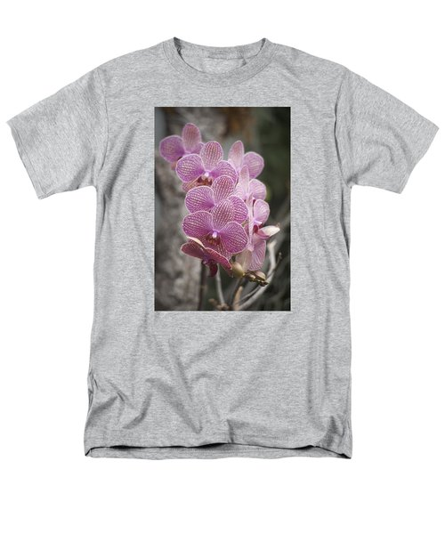 A Flight Of Orchids Men's T-Shirt  (Regular Fit) by Morris  McClung
