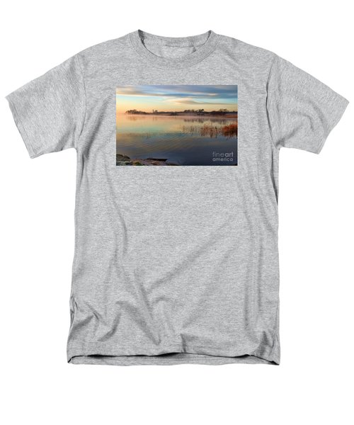 A Gentle Morning Men's T-Shirt  (Regular Fit) by Diana Mary Sharpton