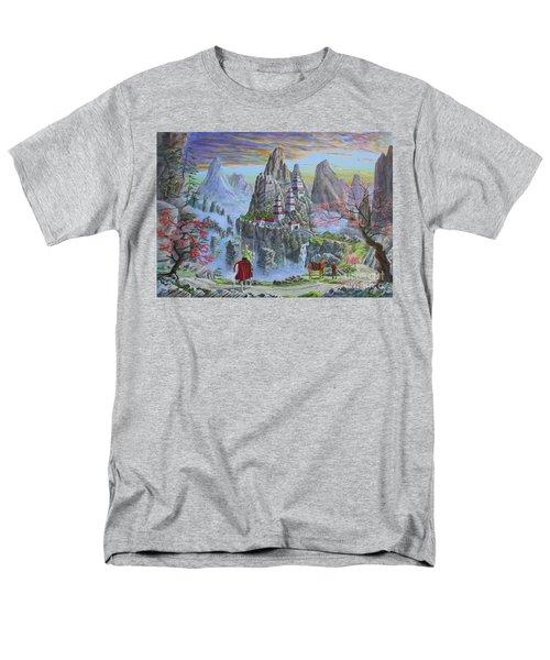 A Journey's End Men's T-Shirt  (Regular Fit)