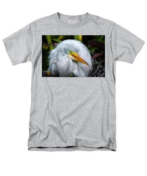 A Little Bit Of Fluff Men's T-Shirt  (Regular Fit) by Cyndy Doty