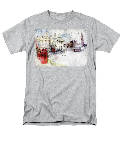 A Sense Of Time Men's T-Shirt  (Regular Fit) by Nicky Jameson