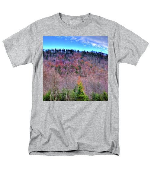 Men's T-Shirt  (Regular Fit) featuring the photograph A Touch Of Autumn by David Patterson