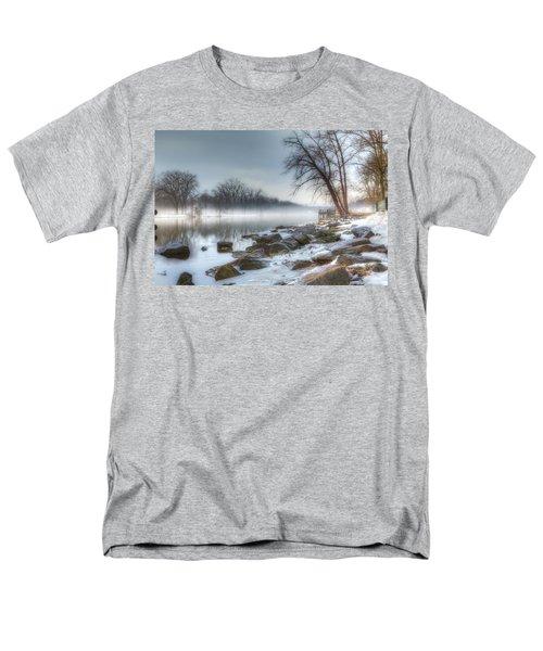 A Tranquil Evening Men's T-Shirt  (Regular Fit) by Everet Regal