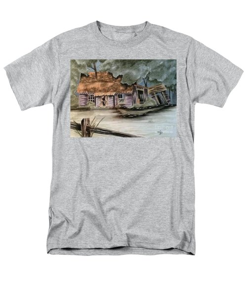 Abandoned Men's T-Shirt  (Regular Fit) by Terri Mills