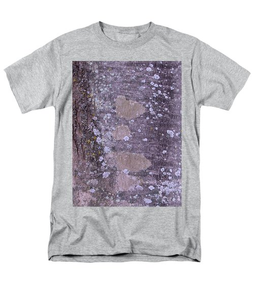 Abstract Photo 001 A Men's T-Shirt  (Regular Fit) by Larry Capra