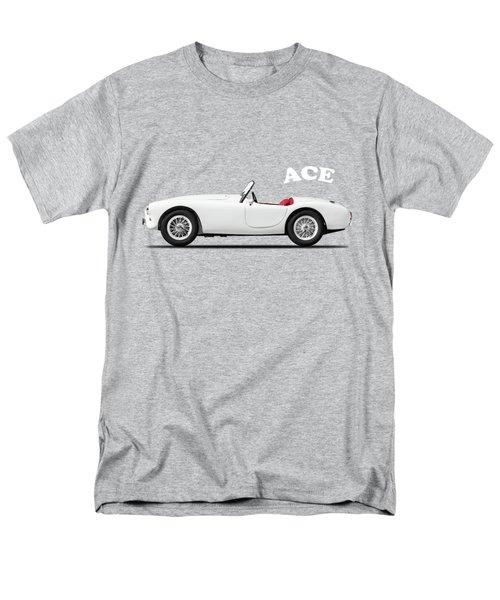 Ac Ace Men's T-Shirt  (Regular Fit) by Mark Rogan