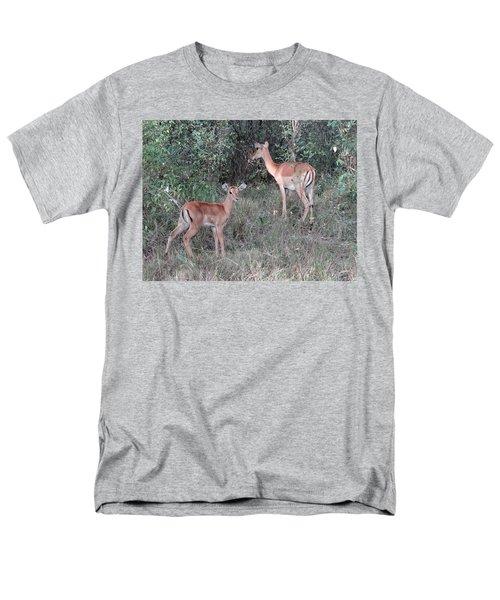 Africa - Animals In The Wild 2 Men's T-Shirt  (Regular Fit) by Exploramum Exploramum
