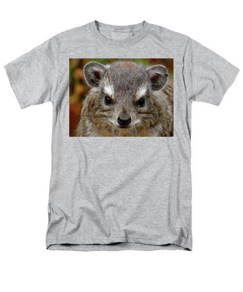 African Animals On Safari - A Child's View 6 Men's T-Shirt  (Regular Fit) by Exploramum Exploramum