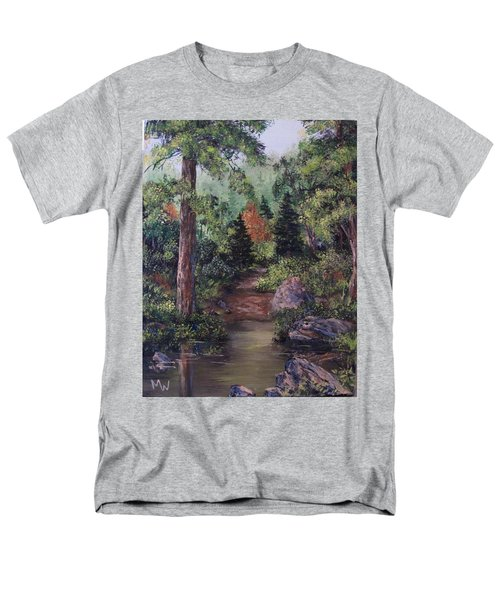 After The Rains Men's T-Shirt  (Regular Fit) by Megan Walsh