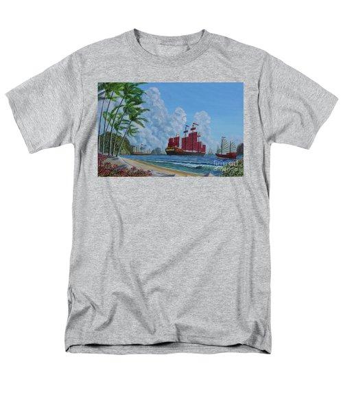 After The Storm Men's T-Shirt  (Regular Fit)