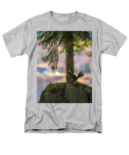 Against Brighter Times Men's T-Shirt  (Regular Fit) by Rose-Marie Karlsen