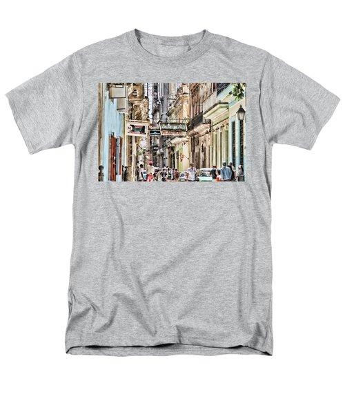 Aire Acondicionado Men's T-Shirt  (Regular Fit)