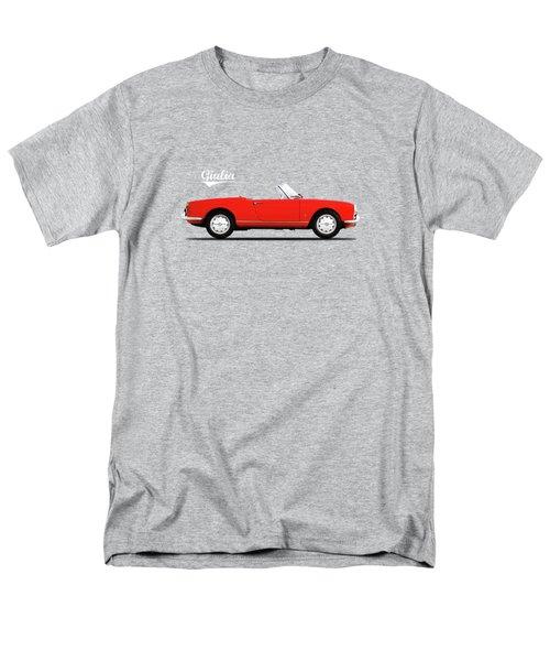 Alfa Giulia Spider 1964 Men's T-Shirt  (Regular Fit) by Mark Rogan