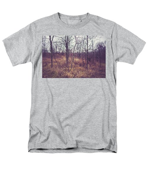 Men's T-Shirt  (Regular Fit) featuring the photograph All The While by Shane Holsclaw