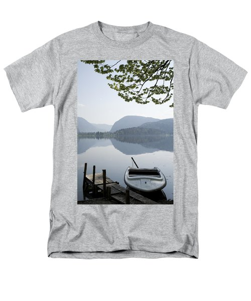 Men's T-Shirt  (Regular Fit) featuring the photograph Alpine Moods by Ian Middleton