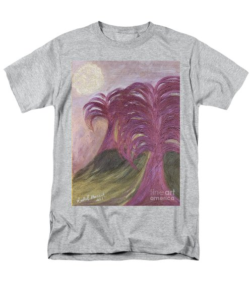 Ambient Moonlight Men's T-Shirt  (Regular Fit) by Rachel Hannah