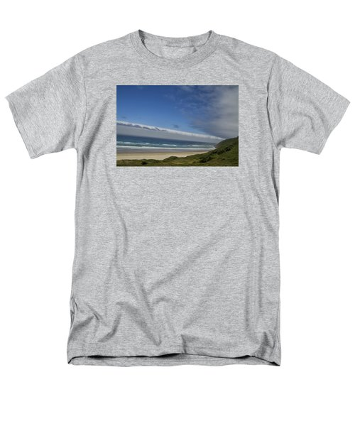 Men's T-Shirt  (Regular Fit) featuring the photograph And Miles To Go  by Tom Kelly