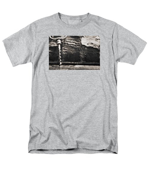 Men's T-Shirt  (Regular Fit) featuring the photograph Antique Corkscrew. by Andrey  Godyaykin
